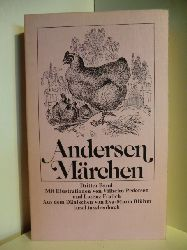 Andersen, Hans Christian - Mit Illustrationen von Vilhelm Pedersen und Lorenz Frölich  Andersens Märchen. Dritter Band