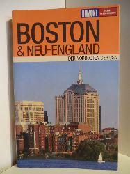 Helmhausen, Ole  DuMont Reise-Taschenbuch Boston & Neu England. Der Nordosten der USA