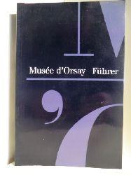 Caroline Mathieu, Kustos am Musee d` Orsay  Musee d` Orsay. Führer (deutsche Ausgabe)