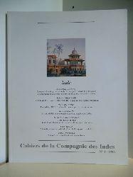 Jean-Mari Lafont, Frederic Deloffre, Pierre Bourdat, Daniel Cariou, M. Gobalakichenane, Louis Mezin, Pierre Delleur  Cahiers de la Compagnie des Indes. No. 1. 1996