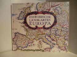 Swift, Michael:  Historische Landkarten Europa