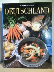 Reinhardt Hess. Rezeptfotos von Eising  Küchen der Welt. Deutschland