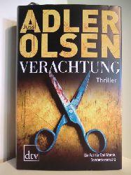 Adler-Olsen, Jussi:  Verachtung. Ein Fall für Carl Mørck, Sonderdezernat Q.