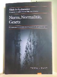 Herausgegeben von Andre Michels, Susanne Gottlob, Bernhard Schwaiger:  Klinik der Psychoanalyse. Norm, Normalität, Gesetz (signiert von Susanne Gottlob)