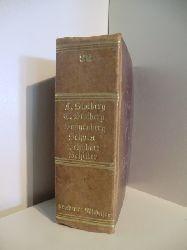 R. Stollberg, C. Stollberg, Sonnenberg, Schulze, Schubert und Schiller  Miniatur-Bibliothek der Deutschen Classiker Band 22