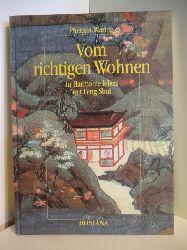 Waring, Philippa  Vom richtigen Wohnen. In Harmonie Leben mit Feng Shui