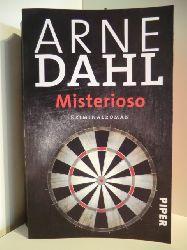 Dahl, Arne  Misterioso (deutschsprachige Ausgabe)