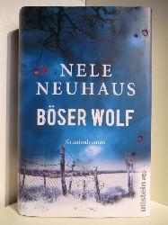 Neuhaus, Nele  Böser Wolf