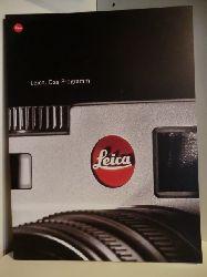 Autorenteam  Leica. Das Programm