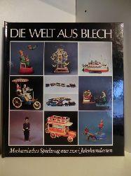 Vorwort von Janos Frecot  Die Welt aus Blech. Mechanisches Spielzeug aus zwei Jahrhunderten. Publikation zur Ausstellung im Münchner Stadtmuseum vom 22. Mai bis 30. August 1981