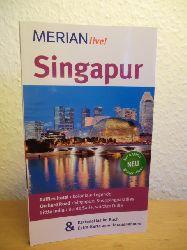 Homann, Klaudia und Eberhard  Merian live!: Singapur
