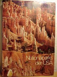 Acatos, Sylvio (Text) / Bruggmann, Maximilien  Nationalparks der USA