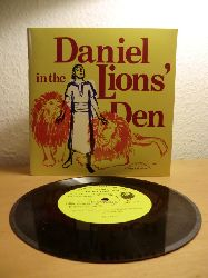 Retold by Jean Horton Berg, illustrated by Beatrice Darwin, recorded Songs by Merle Miller:  Daniel in the Lions` Den (englischsprachige Ausgabe - mit Schallplatte / with Record)