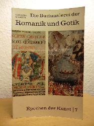 Mandel, Gabriel  Die Buchmalerei der Romanik und Gotik