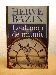 Bazin, Herve  Le Demon de minuit (französischsprachig)