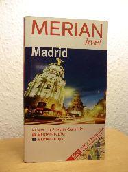 Hirsch, Thomas  Merian live! Madrid