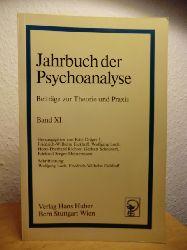 Dräger, Käte ; Eickhoff, Friedrich-Wilhlem, Loch, Wolfgang ; Richter, Horst-Eberhard ; Scheunert, Gerhart, Seeger-Meistermann, Edeltrud (Hrsg.)  Jahrbuch der Psychoanalyse. Beiträge zur Theorie und Praxis. Band XI 1979