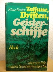 Reuter, Klaus  Taifune, Driften, Geisterschiffe