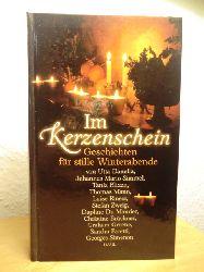 Walter, Ilse (Hrsg.)  Im Kerzenschein. Geschichten für stille Winterabende