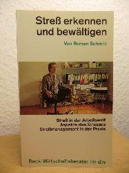 Schmitt, Roman  Streß erkennen und bewältigen