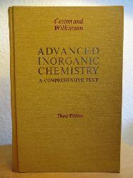Cotton, F. Albert / Wilkinson, Geoffrey  Advanced Inorganic Chemistry. A Comprehensive Text (English Edition)