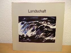 Winter, Ernst Michael (Hrsg.)  Landschaft. Ein Bildband mit Aufnahmen von Ulrich Mack und Texten von Dr. Ursula Uber