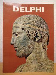 Orpheus (Hrsg.)  Heiligtümer und Museen Griechenlands: Delphi