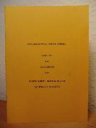 Inner Wheel Deutschland  International Inner Wheel. Satzung und Handbuch 1997 - Inner Wheel Deutschland Nationale Satzung