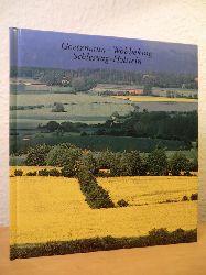 Wöbbeking, Horst (Fotos) / Goetzmann, Horst ( Texte)  Schleswig-Holstein (deutsch- und englischsprachig)
