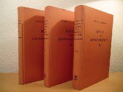 Mellerowicz, Dr. Konrad  Kosten und Kostenrechnung (vollständig - zwei Bände in drei Büchern)