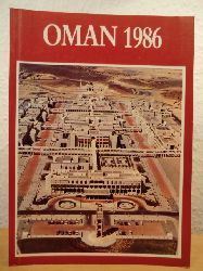 Sultanate of Oman Ministry of Information  Oman 1986 (text in english)