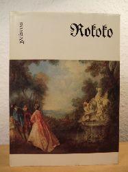 Harksen, Sibylle (Einführung und Erläuterungen)  Die Schatzkammer-Sonderband: Rokoko. Mit 48 Tafeln