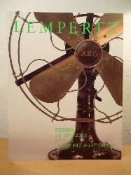 Auktionshaus Lempertz  Design. Lempertz-Auktion 921 am 23. Mai 2008 in Berlin