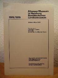 Küster, Christian L. - herausgegeben von Gerhard Kaufmann  Der Pokal des Grafen von Blücher-Altona. Sonderdruck Jahrbuch 16/17, 1978/1979, Altonaer Museum in Hamburg Norddeutsches Landesmuseum