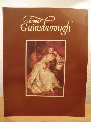 Hayes, John  Thomas Gainsborough. Exhibition 8 October 1980 - 4 January 1981 (English Edition)