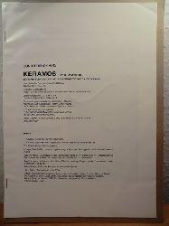 Clarke, T. H.  Ein Kruzifix aus Böttgerporzellan im Palazzo Pitti: Ein Zwischenbericht. Sonderdruck aus Keramos, Heft 95, Januar 1982