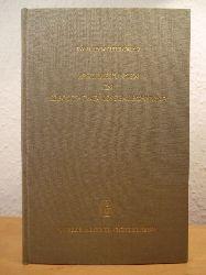 Mellerowicz, Konrad  Abschreibungen in Erfolgs- und Kostenrechnung