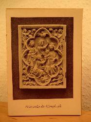 Bayerisches Nationalmuseum München  Frühwerke der Kleinplastik. Bilderhefte Nr. 2