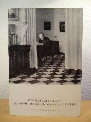Gemäldegalerie der Akademie der Bildenden Künste in Wien  Werke des XIX. und XX. Jahrhunderts aus den Beständen der Sammlung - Katalog der XXII. Sonderausstellung