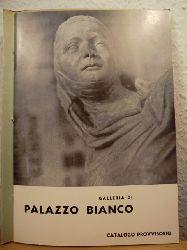 A Cura della Direzione Belle Arti  Catalogo provvisorio della Galleria di Palazzo Bianco