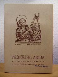 Artus, Friedrich von  Friedrich von Artus. Kunst- und Auktionshaus - Veröffentlichung anlässlich des 10jährigen Bestehens des Hauses