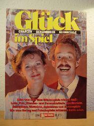 Achterfeld, Wilfried (Hrsg.)  Glück im Spiel. Chancen, Geheimnisse, Schicksale - ein Bild am Sonntag Buch