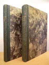 Herrig, L. - edited by Max Förster  British Classical Authors in two Volumes. Volume 1 and Volume 2