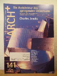 Redakteure: Nikolaus Kuhnert, Sabine Kraft, Angelika Schnell, Andreas Bittis  ARCH+ - Zeitschrift für Architektur und Städtebau. Ausgabe 141, April 1998. Titel: Die Architektur des springenden Universums