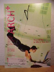 Redakteure: Nikolaus Kuhnert, Sabine Kraft, Angelika Schnell  ARCH+ - Zeitschrift für Architektur und Städtebau. Ausgabe 136, April 1997. Titel: Your Office is where you are