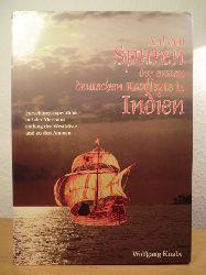 Knabe, Wolfgang:  Auf den Spuren der ersten deutschen Kaufleute in Indien. Forschungsexpedition mit der Mercator entlang der Westküste und zu den Aminen