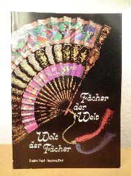 Vogel, Brigitte / Ebel, Ingeborg:  Fächer der Welt - Welt der Fächer. Publikation zur Ausstellung im Museum der Stadt Weinheim, 19. April bis 12. Oktober 1986
