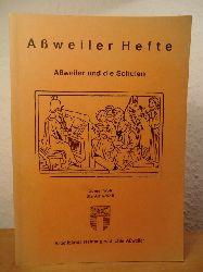 Wolf, Günter / John-Wolf, Ute  Aßweiler und die Schulen. Aßweiler Heft Nr. 8 (signiert)
