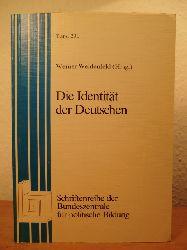 Weidenfeld, Werner  Die Identität der Deutschen