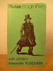 Lotman, Juri  Alexander Puschkin